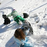 Snežne vragolije